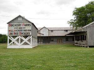 Dockery Farm cotton plantation