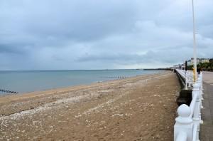 A jumping English seaside resort